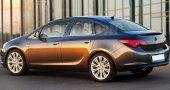 Opel Astra J Krom Cam Çıtası 4 Parça 2010 2015...
