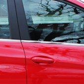 Opel Astra K Krom Cam Çıtası 8 Parça 2015 Sonrası...