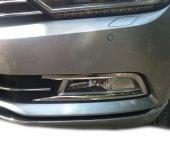 Volkswagen Passat B8 Krom Sis Farı Çerçevesi 2 Par...
