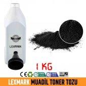 Lexmark T630 1 Kg Muadil Toner Tozu 12a7460 T630n T632 T632dtnf