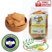 Organik Secret Farm Tam Buğday Sade Bisküvi 100...