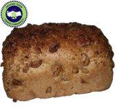 Organik Ekotime Siyez Cevizli Ekmek 500 Gr