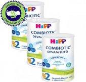 Organik Hipp 2 Devam Sütü Combiyotik 900 Gr X 3...