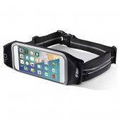 Ttec Easyfit Belt Xl Telefon Cepli Spor Bel Çantası Siyah