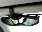 Araba Gözlük Tutacağı Klips
