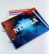 Fotoğraf Albümü Kendin Yap Özel Tasarım Nebula