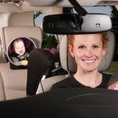 Araba Arka Koltuk Bebek Çocuk İzleme İç Dikiz Aynası Oto Güvenlik