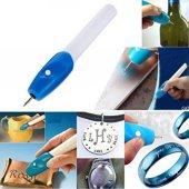Gravür Oyma Kalemi Ahşap Cam Metal Taşlama Hobi Yazı İşleme Aleti