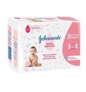 Johnson S Baby Parfümlü Islak Mendil Eko 3*72li 216 Adet