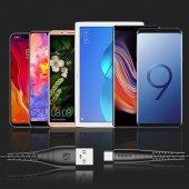 Samsung Galaxy A40 Type-C Usb Hızlı Şarj Data Powerbank Kablo 1 m-6