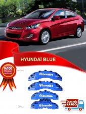 Hyundai  Kaliper Kapağı - Kapak 4Lü Renk Seçenekli-2