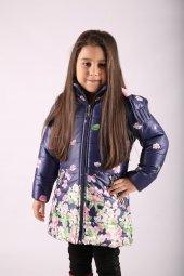 Milan Çocuk Club 2 Yaş Kız Çocuk Mont Kaban 3 Farklı Renk