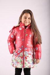 Milan Çocuk Club 2 Yaş Kız Çocuk Mont Kaban 3 Farklı Renk-3