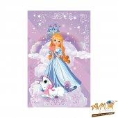 Brillant Latex Prenses Yıkanabilir Çocuk Halısı  HL11160.101.100x