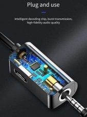 Meizu 16s Pro Type-C to 3.5mm+Type C Kulaklık Çoklayıcı Adaptör L45-5