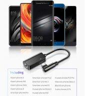Meizu 16s Pro Type-C to 3.5mm+Type C Kulaklık Çoklayıcı Adaptör L45-7