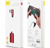 Meizu 16s Pro Type-C to 3.5mm+Type C Kulaklık Çoklayıcı Adaptör L45-11