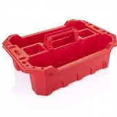Hipaş Plastik Çok Amaçlı Takım Sepeti Kırmızı...