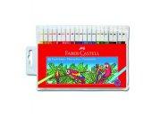 Faber Castell Keçeli Kalem 20 Renk