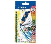 Lyra Groove Kuru Boya 10 Renk