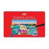 Faber Castell Aquarel Suluboya Kalemi 36 Renk Meta...