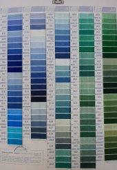 Dmc Muline 8 M. Renk Seçmeli 2