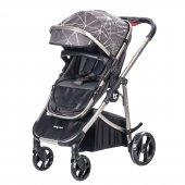 Baby Care Bc 30 Titan Travel Bebek Arabası Siyah