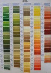 Dmc Muline 8 M. Renk Seçmeli 3