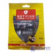 Rotifish Artemia Mix 18gr X 10 Adet Stt 03 2022...