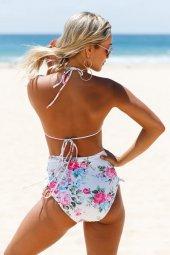 Ewa Angel Yüksek Bel Şık Bikini Altı-2