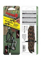 Niteize Fıgure 9 Large Black Wıth Camo Rope (F9B-03-01)