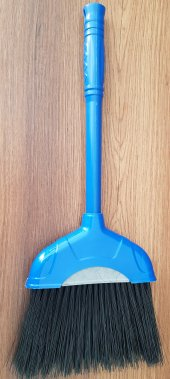 Plastik Saplı El Fırçası Süpürge