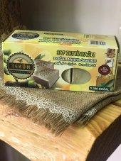 Tekün Saf Zeytinyağlı Banyo Sabunu (800 Gr 5 Li Paket)