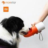 Xiaomi Moestar 270ml Taşınabilir Kedi Köpek Su...