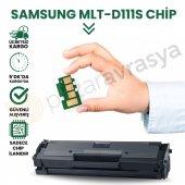 Samsung D111s Chip Sl M2020 M2070 Toner Çip