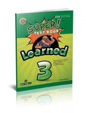 Borealis Yayınları Learned 3. Sınıf Super Test Book Yeni 2020