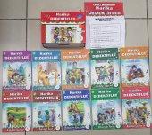 3. Ve 4.sınıf Harika Dedektifler Hikaye Kitabı 5 Renk