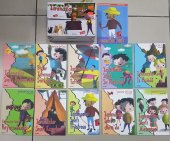 4. Sınıf Yaramazlar Sınıfı Dizisi 10 Kitap Özyürek Yayınları