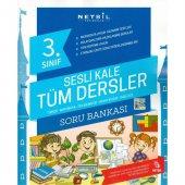 Netbil Yayın 3.sınıf Tüm Dersler Soru Bankası...