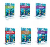 Yanıt Yayınları 8. Sınıf 6 Kitap Set Soru Bankası
