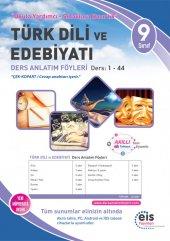9. Sınıf Türk Dili Ve Edebiyatı Daf Ders Föyü Eis Yayınları