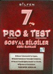 7.sınıf Sosyal Bilgiler Pro Test Soru Bankası Bilfen