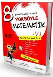 8. Sınıf Yok Böyle Matematik Soru Bankası Çalışkan Yay