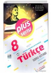 8. Sınıf Türkçe Plus Serisi Soru Kitabı Palme Yayınevi