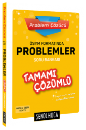 şenol Hoca Ösym Formatında Problemler Çözümlü...