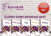 5.sınıf Soru Bankası Seti 5 Kitap Karekök Yayınları