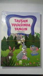 1.ve 2. Sınıf Öykü Çınarı Dizisi Hikaye Kitabı...