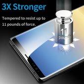 Samsung Note 9 Cam Ekran Koruyucu, ESR 3D Full Coverage Tempered Glass-3