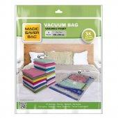 Magic Saver Bag Xlarge Vakumlu Poşet 55x90 Cm