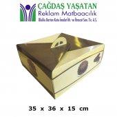 Büyük Yaş Pasta Kutusu (100 Adet) 083